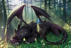 toothless train dragon image 942986 zerochan