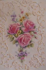241 best roses paintings images on varnishes crafts