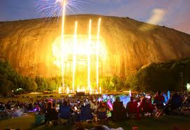 stone mountain laser light show 30 signs you live in atlanta redfin