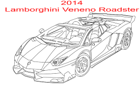 lamborghini sketch 2014 lamborghini veneno roadster line art by marcusmccloud100 on