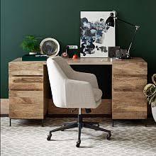 Industrial Office Desks by Industrial Office Desks U0026 Furniture West Elm