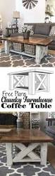 Free Plans To Build End Tables by Rustic X End Table Do It Yourself Home Projects From Ana White