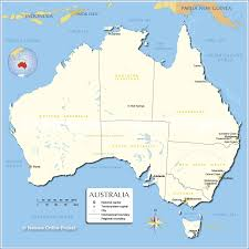 territories of australia map administrative map of australia 855px nations project