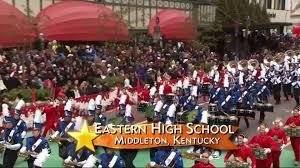 eastern high school marching band my favorite things macy s