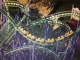 Six Flags Pg County Joker U0027s Jinx Washington Topics Top Local Now