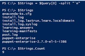 Count Characters Ubuntu Ssh To Access Linux Servers In Powershell Jonathan Medd S