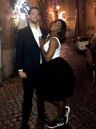 serena williams and alexis ohanian romance timeline