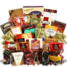 chocolate gift basket ultimate coffee chocolate gift basket c w directc w direct
