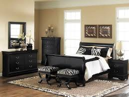 Black Modern Bedroom Furniture Bedroom Large Black Bedroom Sets For Girls Medium Hardwood Decor