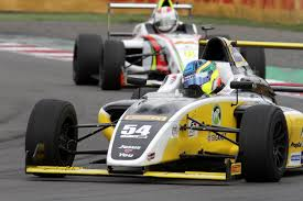 formula 4 1st round of the f4 nacam 2017 2018 season and night race of the