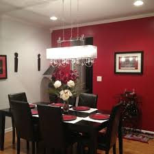trendy inspiration red dining room color ideas room red paint