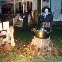 Extreme Outdoor Halloween Decorations by Halloween Decorations Extreme Page 2 Bootsforcheaper Com