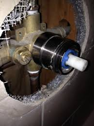Shower Valve Cartridge Removal by Pegasus Shower Cartridge Removal Terry Love Plumbing U0026 Remodel