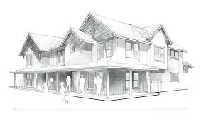 create dream house create dream house create a orthographic drawing of the exterior of