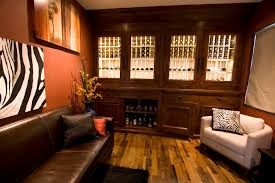 Interior Decoration With Waste Material by Special Wine Cellar Flooring For Your Home Or Business