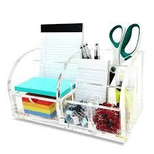 clear acrylic desk organizer popular clear desk organizer with acrylic interque co acrylic desk