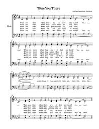 free choir sheet in the sweet by and by free sheet