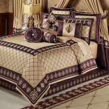 comforter sets king luxury white and green modern bedroom