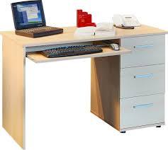 Schreibtisch H Enverstellbar Eck Schreibtisch Tobi Mit 3 Schubkästen Kaufen Otto