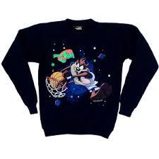 space jam sweater authentic 90s space jam crewneck xs yl polyvore