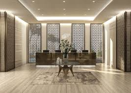 Hotel Interior Decorators Top Interior Design Project Of A Luxury Residence Tower In Doha