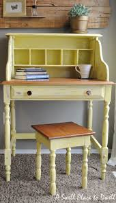 Refurbished End Tables by 17 Best Secretary Desk Refurbished Images On Pinterest Painted