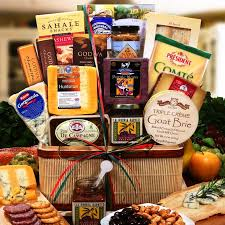 meat and cheese gift baskets 26 best cheese meat gift baskets images on cheese