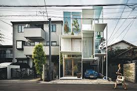 Row House In Sumiyoshi - the japanese house at barbican u2022 sam salek