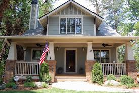 arts and crafts style house plans craftsman style house plan 4 beds 3 00 baths 2116 sq ft plan 461 3