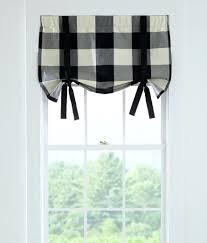 Window Tre Plaid Valances Window Treatments Sale Window Treatments For Bay