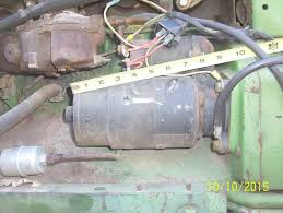 3020 gas starter yesterday u0027s tractors