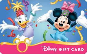 image daisy minnie happy birthday disney gift card png