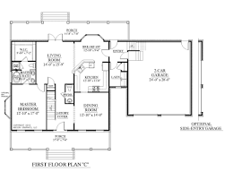 Single Story Four Bedroom House Plans Baby Nursery Dual Master Suite Floor Plans Bedroom House Plans
