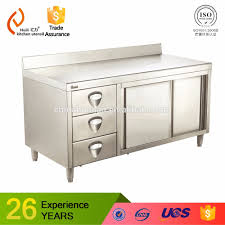 Kitchen Work Table by Sus Commercial Industrial Kitchen Worktable Bench Wok Table