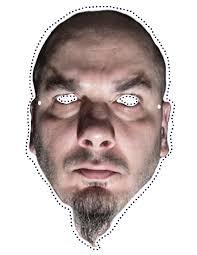 halloween mask cutouts printable halloween masks u2026metal style the kosher metal blog