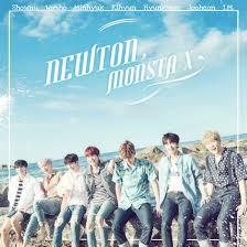 monsta x newton album cover 1 by leakpalbum on deviantart