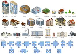 building clipart visio pencil and in color building clipart visio