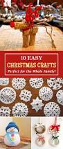 easy christmas crafts perfect for the whole family