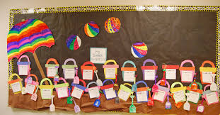 Classroom Soft Board Decoration Ideas Summer Bulletin Boards U0026 Classroom Ideas Archives