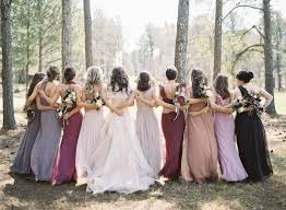 Wine Colored Bridesmaid Dresses 358 Best Bridesmaid Flower Attire Images On Pinterest