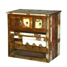 Reclaimed Wood Bar Cabinet Somiedo Info Page 78 Wine Rack Kitchen Cabinet Wooden Wine Rack