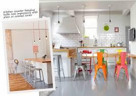 exposed bulb lighting in interiors design lovers blog