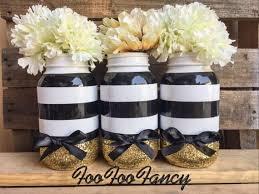 plush design ideas black and white centerpieces 46 cool wedding