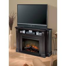 walmart electric fireplace tv stand show home design modern