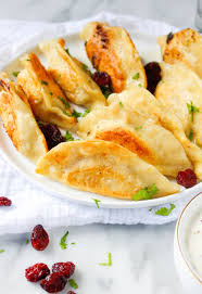 leftovers pierogies