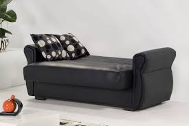 Black Leather Sleeper Sofa by Loveseat Sleeper Sofas That Will Provide You Both Comfy And