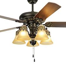 Retro Ceiling Fans by Akronfire Rural Retro Ceiling Fan For Restaurant And Living Room