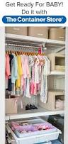 Container Store Shelves by 117 Best Nursery Organization Images On Pinterest Nursery
