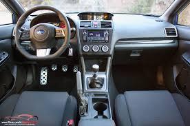 silver subaru wrx interior automotive news 2015 subaru wrx
