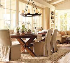 Natural Wood Dining Room Table by Round Wood Dining Table Ideas 21 Modern Makeovers On A Budget